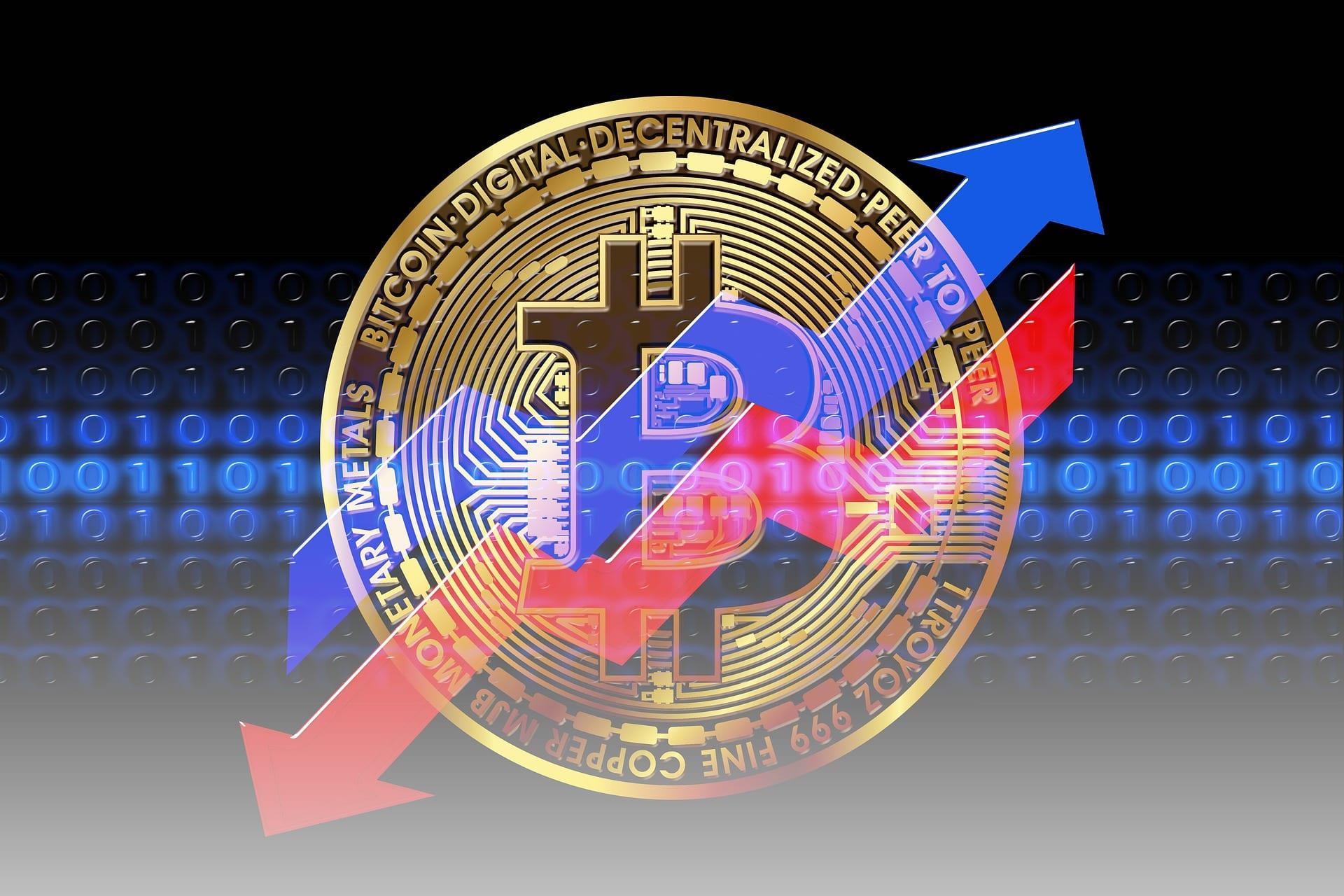 Live cryptocurrency koersen van Bitvavo volgen